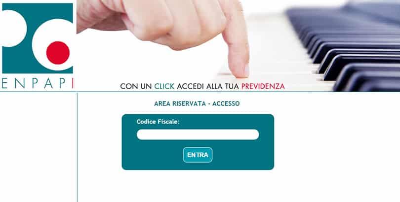 Come richiedere la CARD servizi ENPAPI