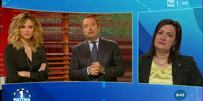 L'intervento della presidente Mangiacavalli alla trasmissione Uno Mattina